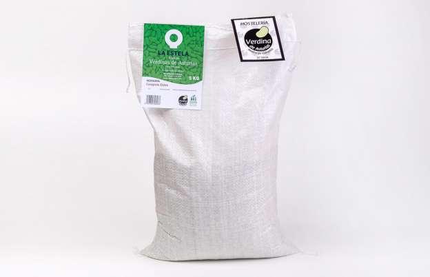 Verdina de Asturias, saco de 5kg para hostelería