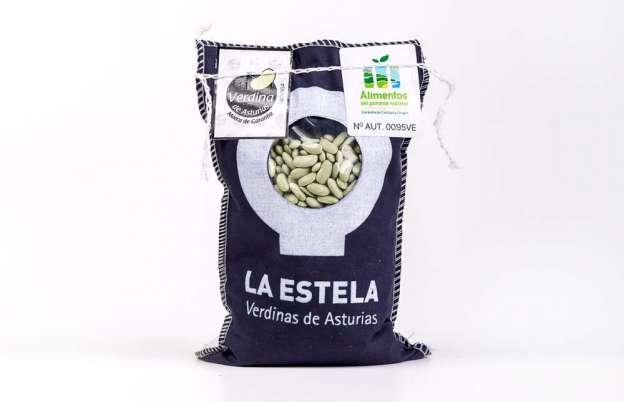 500 gramos de Faba Verdina, Verdinas de Asturias, Faba La Estela