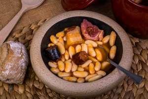 Receta de fabada asturiana con fabas IGP, Fabas La Estela