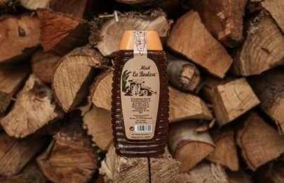 Miel la Boalesa, envase antigoteo 350gr